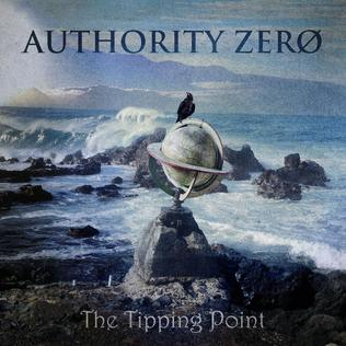 <i>The Tipping Point</i> (Authority Zero album) 2013 studio album by Authority Zero