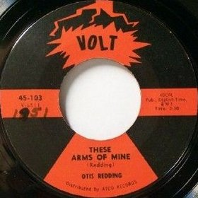 These Arms of Mine (Otis Redding song) 1962 song performed by Otis Redding