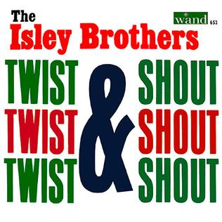 <i>Twist & Shout</i> (album) 1962 studio album by The Isley Brothers
