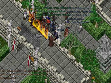 The famous incident where Lord British is assassinated in Ultima Online (Source: https://en.wikipedia.org/wiki/Lord_British)