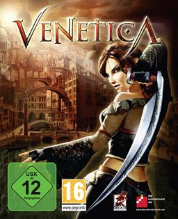 <i>Venetica</i> 2009 video game