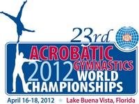 2012 Acrobatic Gymnastics World Championships