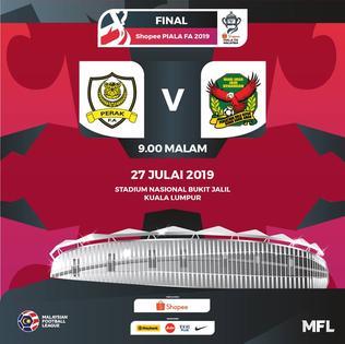 2019 Malaysia Fa Cup Final Wikipedia