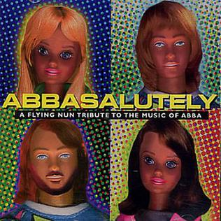 <i>Abbasalutely</i> 1995 compilation album by Various artists