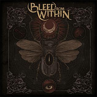 <i>Uprising</i> (Bleed from Within album) album by Bleed From Within