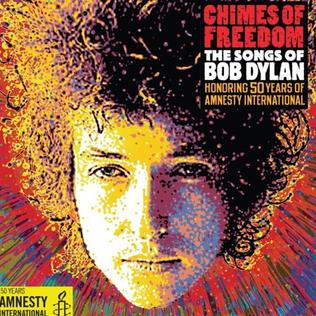 <i>Chimes of Freedom</i> (album) 2012 compilation album by Various artists