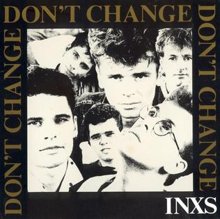 1982 song performed by INXS