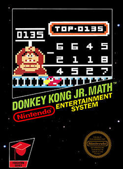 Donkey Kong Jr Math Wikipedia