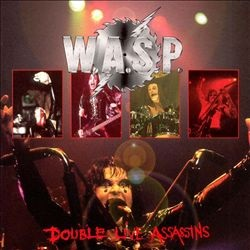 <i>Double Live Assassins</i> live album