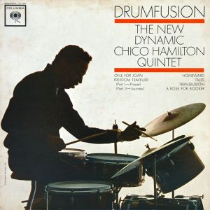 <i>Drumfusion</i> 1962 studio album by The New Dynamic Chico Hamilton Quintet