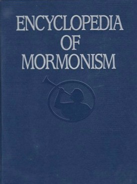 ENCYCLOPEDIA OF MORMONISM VOLUMES 1-4 SET by Daniel H. Ludlow MORMON LDS HB 1st~