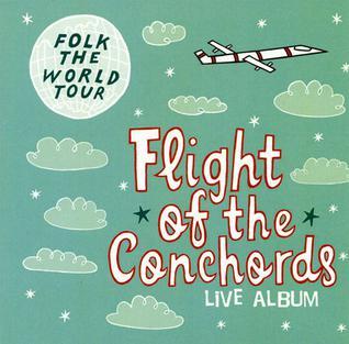 <i>Folk the World Tour</i> 2002 live album by Flight of the Conchords