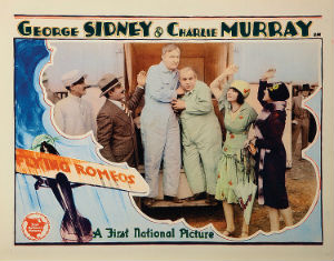 <i>Flying Romeos</i> 1928 film directed by Mervyn LeRoy