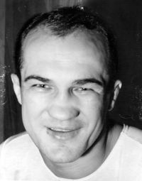Fritzie Zivic American boxer