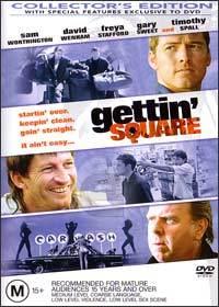 <i>Gettin Square</i> 2003 film by Jonathan Teplitzky