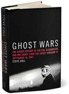 <i>Ghost Wars</i> book by Steve Coll