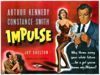 <i>Impulse</i> (1954 film) 1957 British crime film directed by Cy Endfield