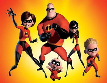 List Of The Incredibles Characters Wikipedia