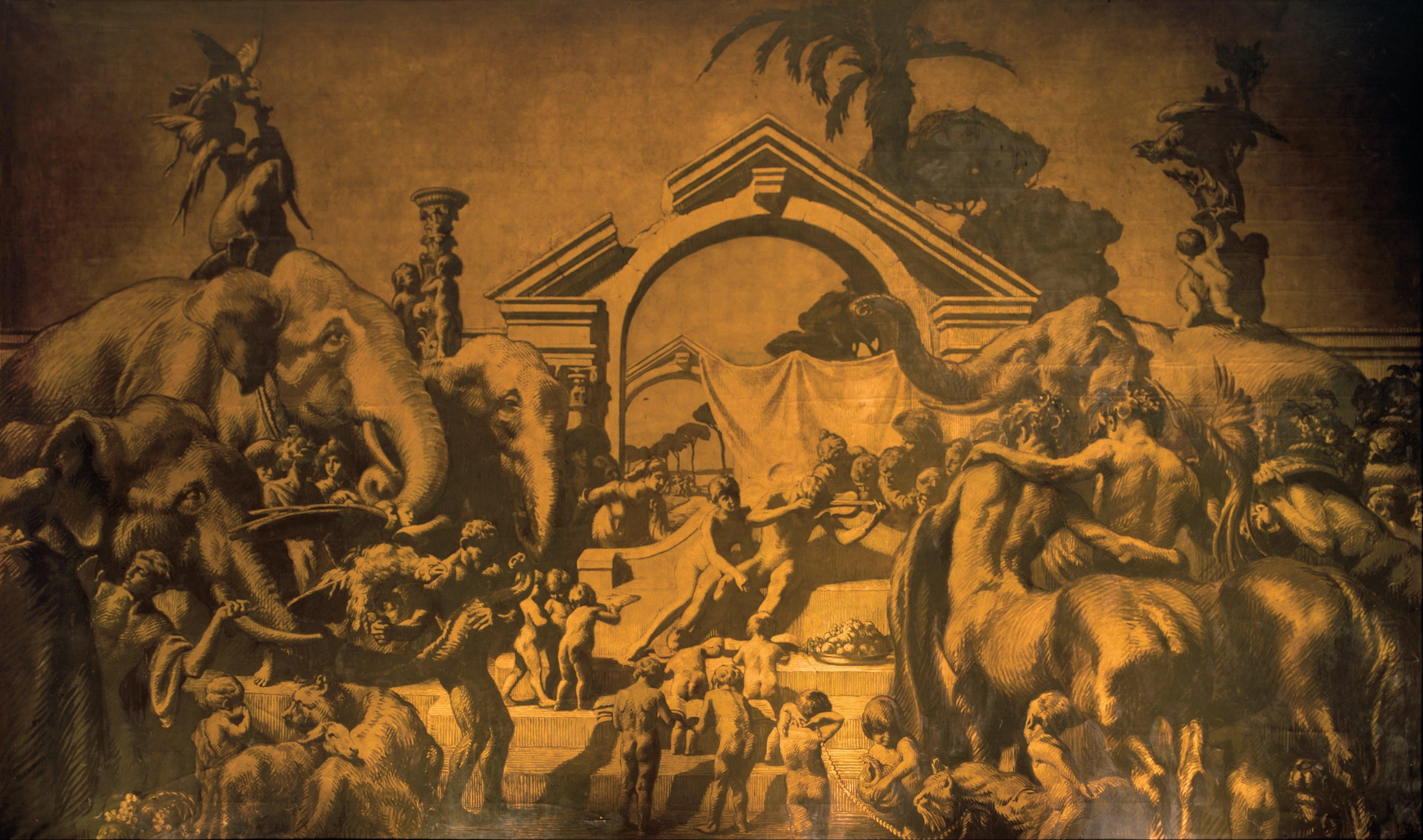 c4c33dfff12 File Josep Maria Sert - The Triumph of Apollo - Google Art Project ...