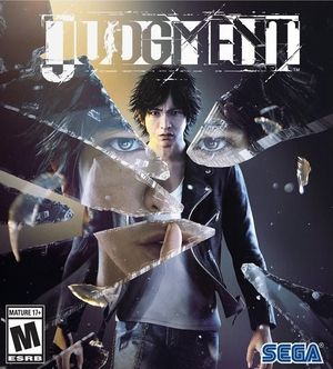 Judgment (video game) - Wikipedia
