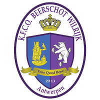 Old logo used until 2019 when the name was changed from Beerschot Wilrijk back to Beerschot