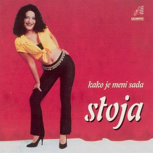 <i>Kako je meni sada</i> 1998 studio album by Stoja