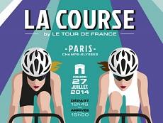 2014 La Course by Le Tour de France cycling race