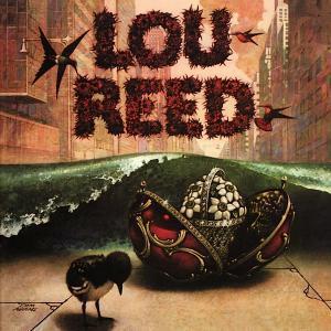 <i>Lou Reed</i> (album) 1972 studio album by Lou Reed