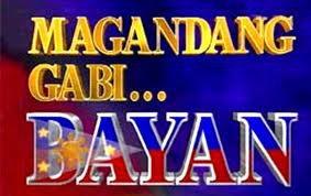 <i>Magandang Gabi, Bayan</i>