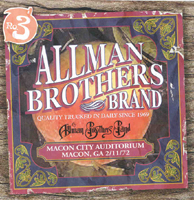 <i>Macon City Auditorium: 2/11/72</i> 2004 live album by The Allman Brothers Band