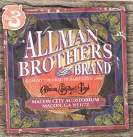 <i>Macon City Auditorium: 2/11/72</i> live album by Allman Brothers Band