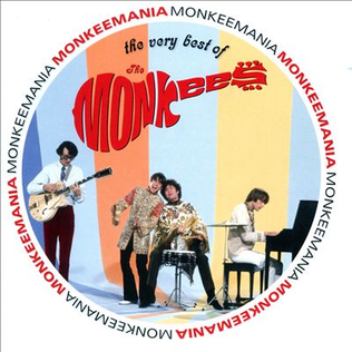 <i>Monkeemania (The Very Best of the Monkees)</i> 2011 greatest hits album by The Monkees