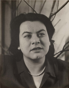 Muriel Rukeyser poet and political activist