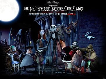 File nightmare before christmas characters