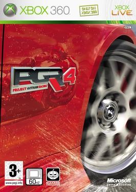 PGR 4 Cover