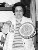 Mary Ellen Toya Jemez Pueblo potter