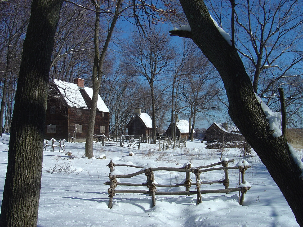 Image result for colonial village