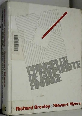 <i>Principles of Corporate Finance</i> book by Richard A. Brealey
