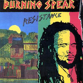 burning spear resistance