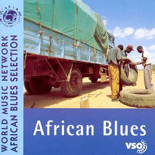 <i>African Blues</i> (compilation album) 1998 compilation album by Various artists