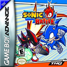 Picture of a game: Sonic Battle