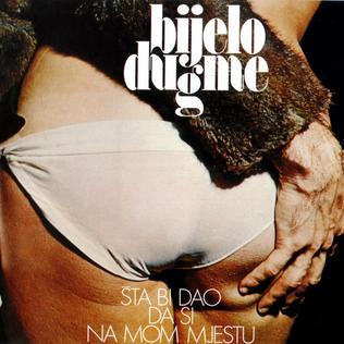<i>Šta bi dao da si na mom mjestu</i> 1975 studio album by Bijelo Dugme