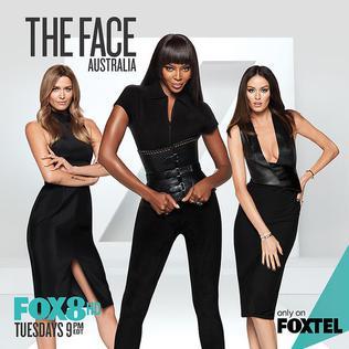 <i>The Face Australia</i> (season 1)