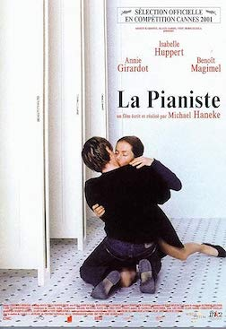 The Piano Teacher (2001) movie poster