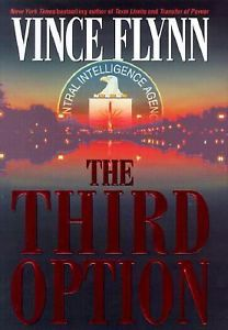 The third option by vince flynn.jpg