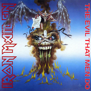1988 single by Iron Maiden