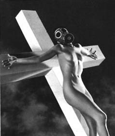 "Photogie ""Tomorrow's Crucifixion"" von Horace Roye"