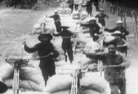 Viet Cong And Vietnam People S Army Logistics And