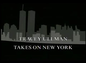 <i>Tracey Ullman Takes on New York</i> television series
