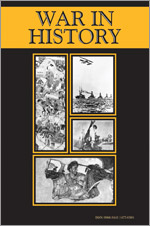 <i>War in History</i> journal